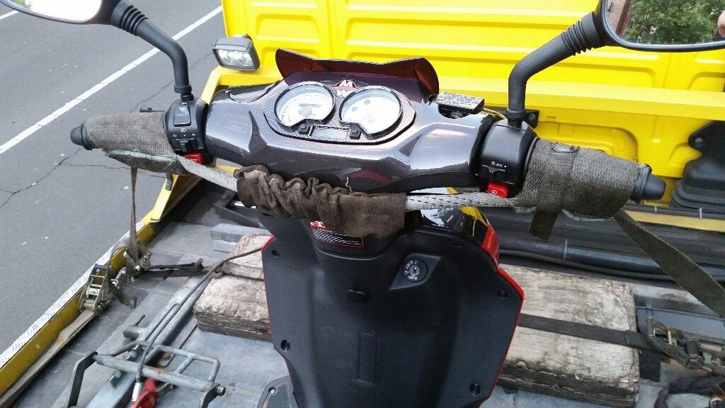 Reifen Platt Mit ADAC nach Hause • derHeiko