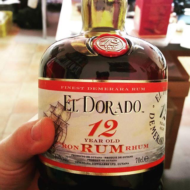 Heute gekommen. Mal was neues probieren. Mal schauen wie der #eldorado12 schmeckt.